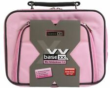 "Dicota Base XX Mini Netbook Tablet Carry Case With Handle Laptop Bag 11.6"" Pink"