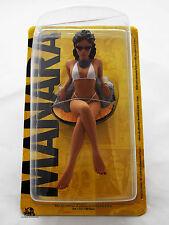 Statuette Figurine sexy pin up résine Manara MORENA en bikini Figure Woman NEUF