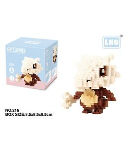 Nintendo Pokemon Cubone 342pcs Nano Blocks