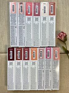 bareMinerals BUXOM FULL-ON LIP CREAM 4.2 ml Choose Shade ~ Full Size, NIB!!