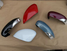 FORD B MAX  WING MIRROR COVER WITH INDICATOR-BLINKER RIGHT  PAINTED ANY COLOUR