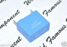 5pcs-VISHAY PHILIPS MKT373 2.2uF (2.2µF 2,2uF) 100V 5% P:15mm Film Capacitor