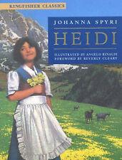 Heidi (Kingfisher Classics), Spyri, Johanna, New Book