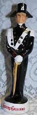 Vintage Coronetti italy liquore Callinano Soldier Sword Mckesson Liquor Bottle