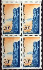 Francobolli nuovo REUNION Yt 263 BLOCCO 4 1947