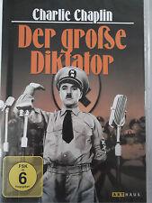 Der große grosse Diktator - Charlie Chaplin Parodie Hitler Nazi Reich, Mussolini
