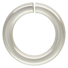 Sterling Silver .925 3mm OPEN Jump Rings. 22 Gauge. Approx. 50 Pieces