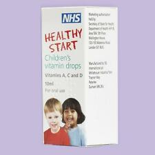 Vitamins D,C,A Drops 20 ml | A HEALTHY START for BABIES and TODDLERS