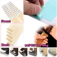 Double Sided Adhesive Super Tape For Tape in Hair Extensions Smooth Skin Weft US