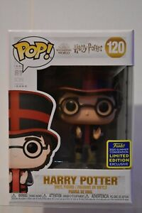 Funko Pop Harry Potter Quidditch 120 World Cup 2020 Summer Convention