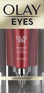 Olay Eyes Pro Retinol Eye Treatment - Crows Feet 0.5 fl.oz