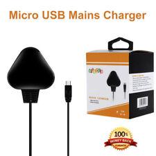 Micro USB Mains Charger Wall Plug for Samsung Galaxy S3 Mini/S4 Mini/ Note 2/4