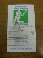 30/07/1988 Cricket Scorecard: Yorkshire v Lancashire. Thanks for viewing this it
