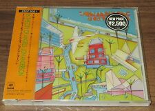 SEALED Japan PROMO CD Jon Anderson IN THE CITY OF ANGELS 1988 more listed YES
