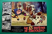 T11 Fotobusta die 13 Arbeiten von Samantha Toei Animation Orient Tezuka Cartoon