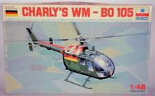 ELICOTTERO CHARLY'S WM - BO, ESCI scala 1:48