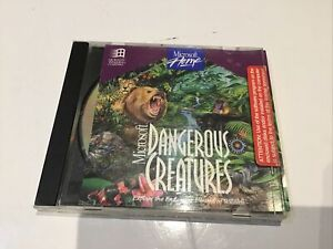 Microsoft Dangerous Creatures CD