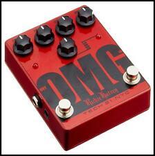 Tech 21 OMG Richie Kotzen Signature Overdrive Guitar Effects Pedal