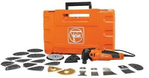 NEW FEIN 72295261090 350QSLTOP MULTIMASTER OSCILLATING TOOL KIT SALE W/ CASE