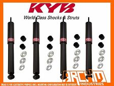 FORD ECONOVAN 06/1997-01/2000 FRONT & REAR KYB SHOCK ABSORBERS