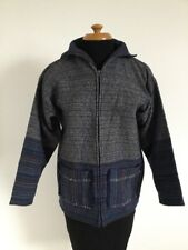 Fab Ladies CURLEW WEAVERS Welsh Pure New Wool Jacket Retro Country - S