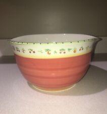 Pfaltzgraff Pistoulet Large Salad Serving Bowl