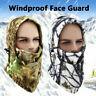 Women Men Warm Windproof Balaclava Winter Mask Hat Cap Hooded Face Cover Outdoor
