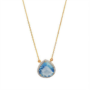 Very Beautiful Natural Aquamarine Gemstone Necklace,Aquamarine Faceted,Aquamarine Rondelle Necklace,Blue Necklace,Gift For Her,Wholesale.