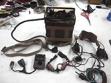 Wireless Set No 38 MK 2 WWII Manpack Radio