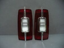 66 Ford Fairlane taillight lenses Ford licensed