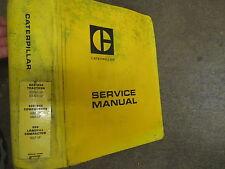 Caterpillar 824 834 tractor 825 826 835 compactor service & repair manual
