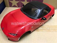 Tamiya 1/10 RC Finished Body Set Mazda MX-5 2016 ND Roadster 51583