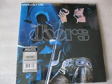 THE DOORS Absolutely Live 2xLP Record Store Day Black Friday RSD Vinyl LP