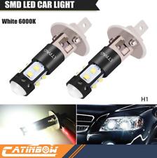 High Power H1 160W LED 6500K SUPER White Car Driving Fog Light Bulbs Lamp DRL