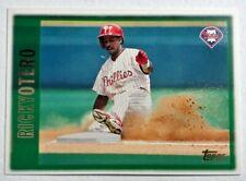 1997 Topps #106 Ricky Otero Philadelphia Phillies Baseball Card