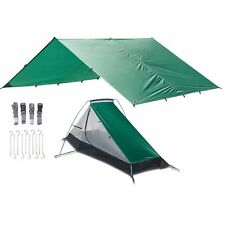 Aqua Quest West Coast Combo - 100% Waterproof Tarp Bivy and Strap Set Combo