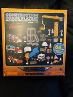 Battat Driven Construction Crane Playset