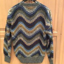 Missoni Men's Crewneck Sweater - 50 (L)