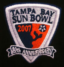 TAMPA BAY SUN BOWL soccer jacket 2007 Kelme Florida XL embroidery futbol