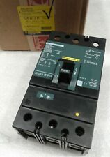 Kal36125 General Electric 3Pole 125Amp 600V Circuit Breaker New!