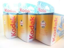 3x KODAK SPORT UNDERWATER WATERPROOF DISPOSABLE 35mm CAMERA Ist CLASS ROYAL MAIL