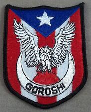 US Navy Patch For Naval Air Facility Misawa Japan - Goroshi