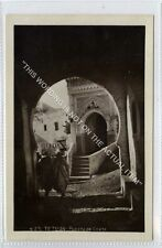 (Ga2841-100) Real Photo of TETOUAN, Puerta de Ceuta, Morocco c1930 EX