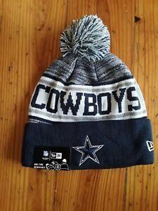 Dallas Cowboys New Era Onfield Winter Hat Beanie toboggan NFL