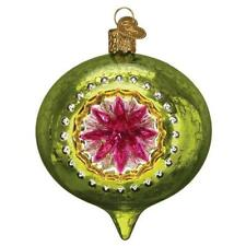 Limelight Flare Reflection Old World Christmas Glass Reflector Ornament 51505