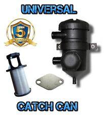 Pro Oil Catch Can Vent EGR Block Plate Nissan Navara D40 Turbo Diesel 4x4 200