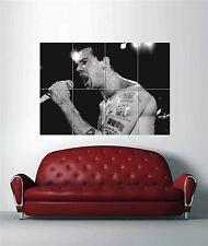 Henry Rollins Rock cantante Leyenda Música Gigante Poster Art Print X066