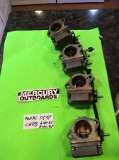Mercury mariner outboard 115hp carb carburetor 100hp 125hp 4cly 2stroke