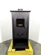 Woodburning stove Solid Fuel Fireplace 5 kw heating power PROMETEY MINI B new