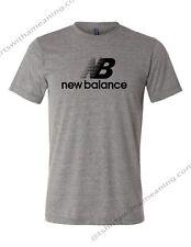 New Balance Running Workout Active lightweight shoes gym soft T-shirt top XS-4XL